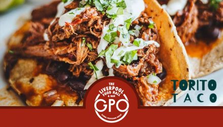 GPO torito taco banner vendors page