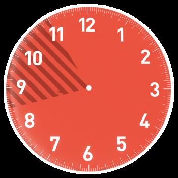 GPO opening times Clock mon thu 830